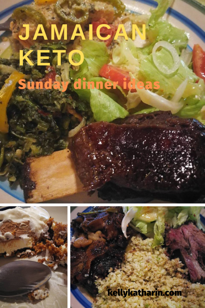 Jamaican Keto Sunday Dinner Ideas