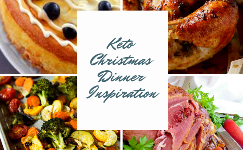 Keto Christmas Dinner Inspiration
