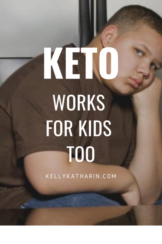 Keto works for kids too