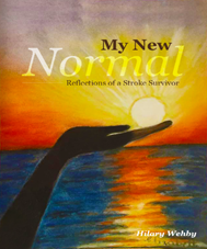 Book cover of My New Normal by Hilary Wehby