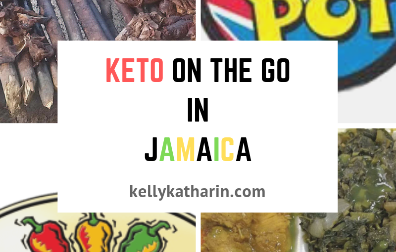 Options for keto on the go in Jamaica
