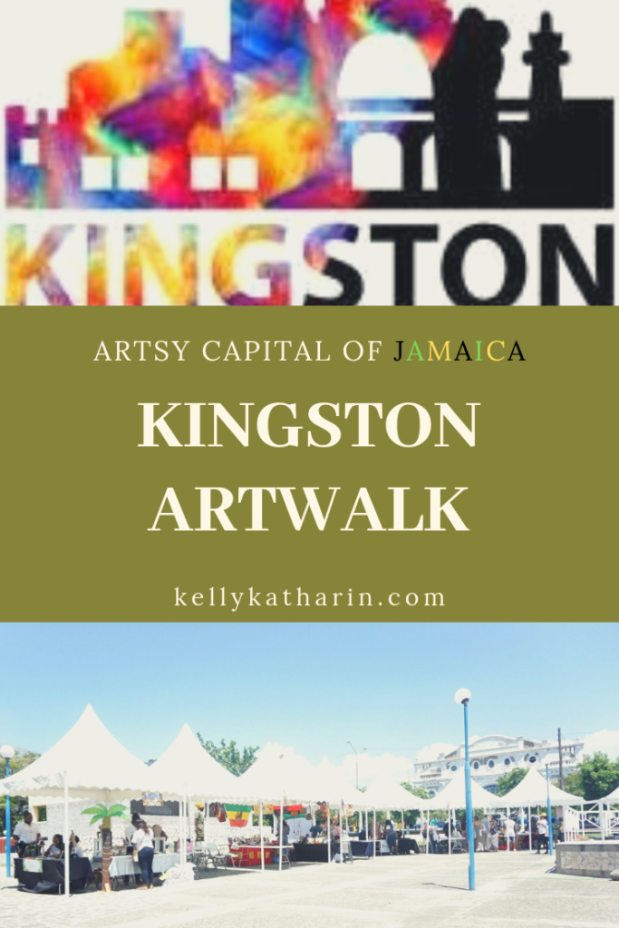 Kingston Artwalk poster