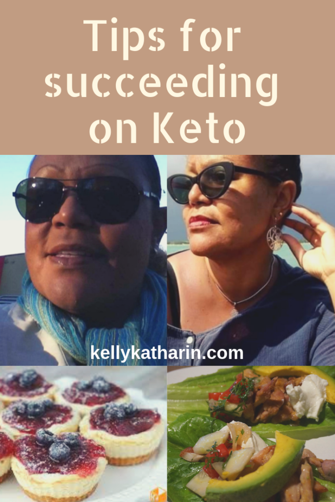 Tips for Succeeding on Keto