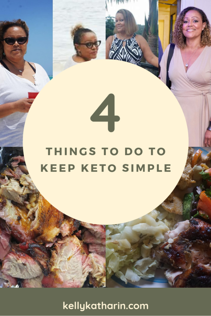 Keep Keto Simple with these 4 Things