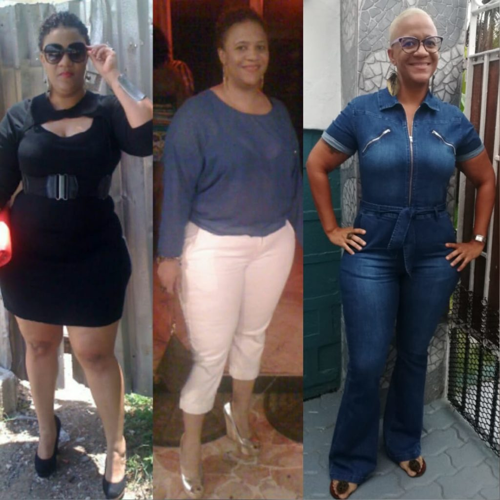 Weight loss on keto: Naki's story
