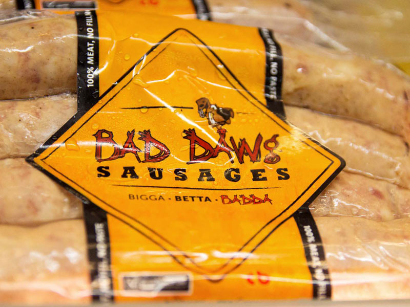 Bad Dawg Sausages