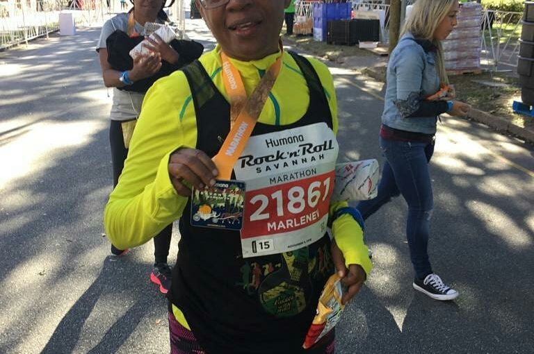 She Ran Her First Marathon at 58: A Study in Livity