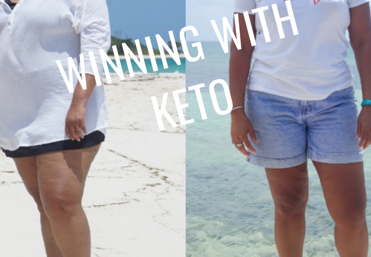 A Tale of Two Keto Cheaters: Weight Loss Stories we can learn from
