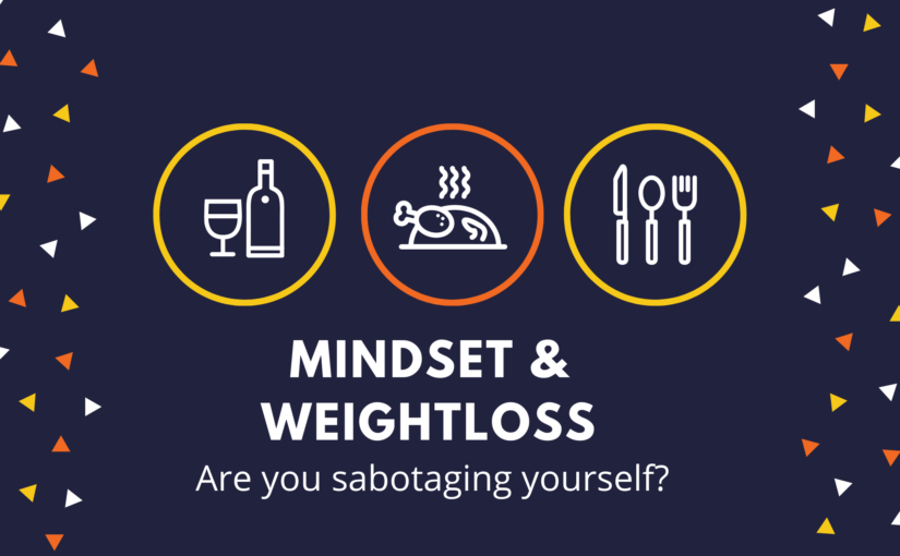 3 Mindset Traps that are sabotaging your weight-loss journey